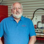 Jim Fusco, owner and instructor at Granite State Trade School